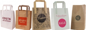 promotional printed paper bags supplier