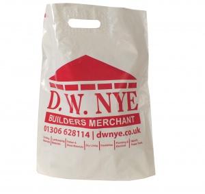 plastic bag logo