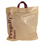 large poly bags
