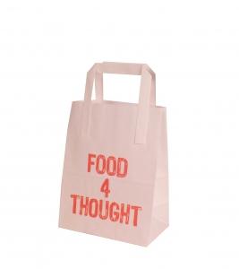 Retail plastic bag