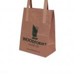 Printed brewery bags
