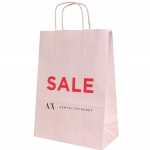 printed paper bag price