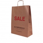 printed paper bags Grantham