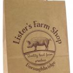 Printed Plastic Bags for food packaging